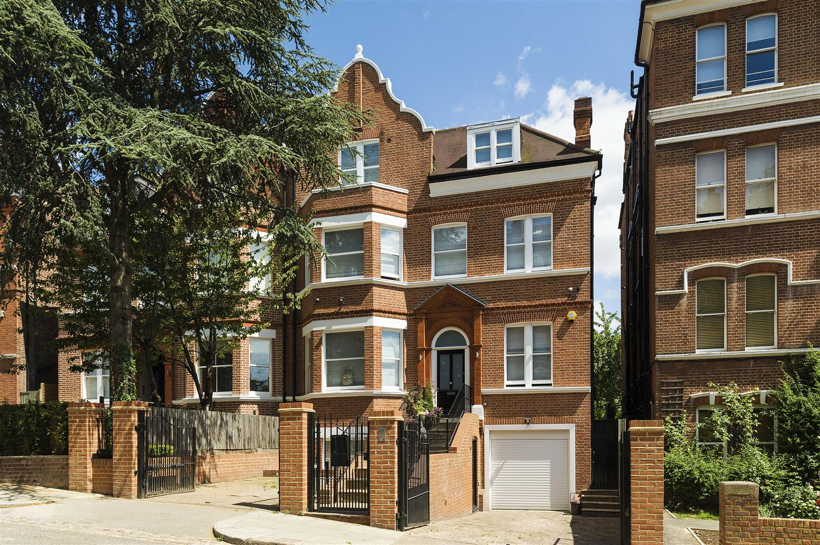6 Bedrooms House for sale in Langland Gardens, Hampstead NW3